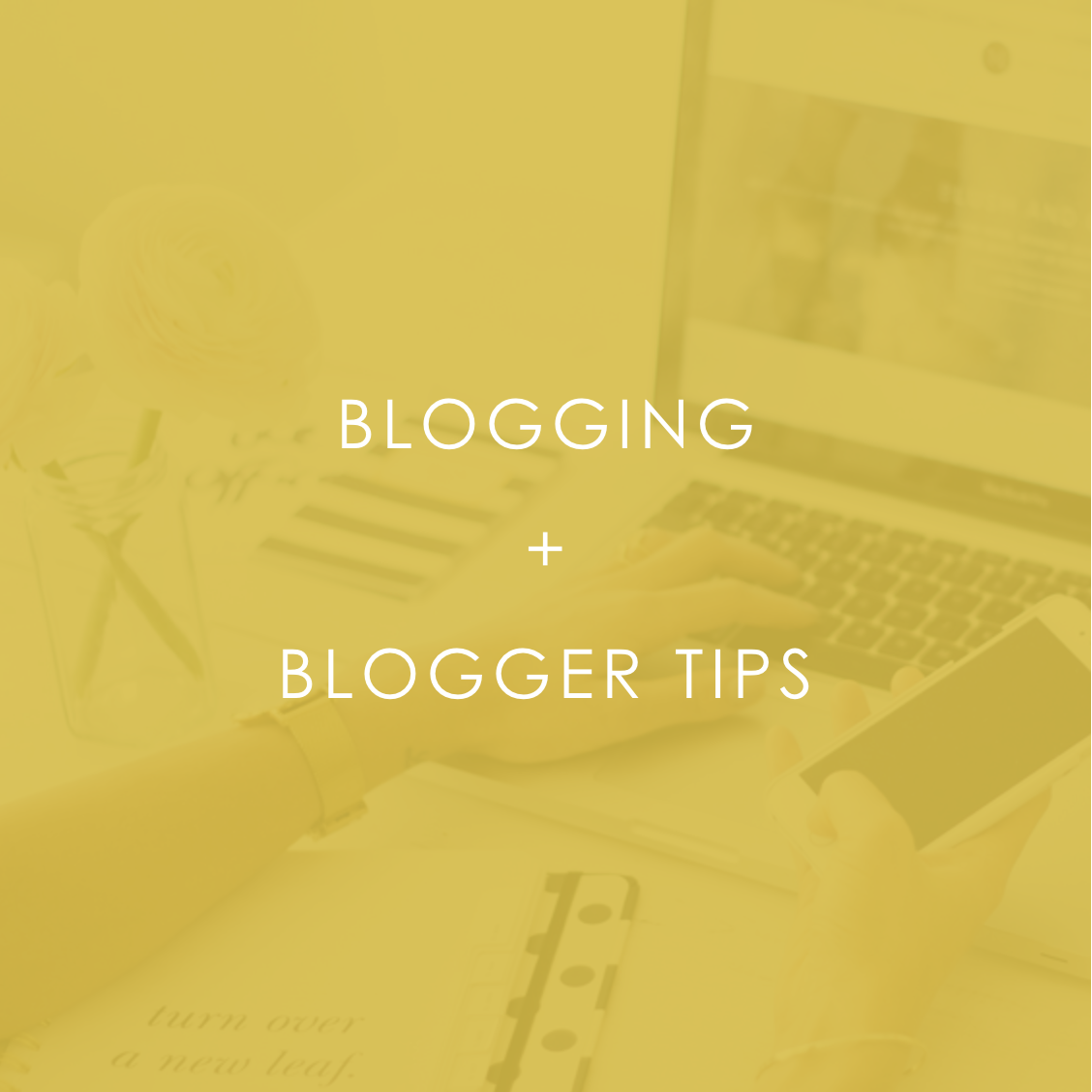 Blog and Branding Tips For Online Entrepreneurs | AndreaBolder.com