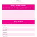 Biz + Blog Planner