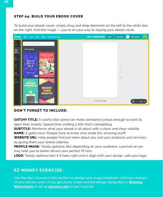 EZ Money Ebook