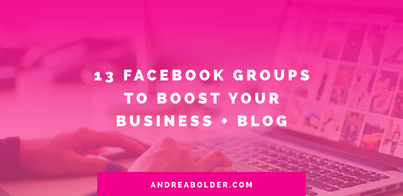 13 Best Facebook Groups