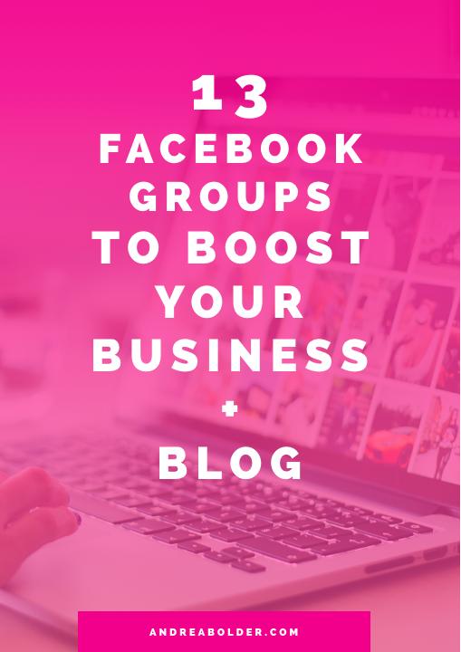 13 Best Facebook Groups