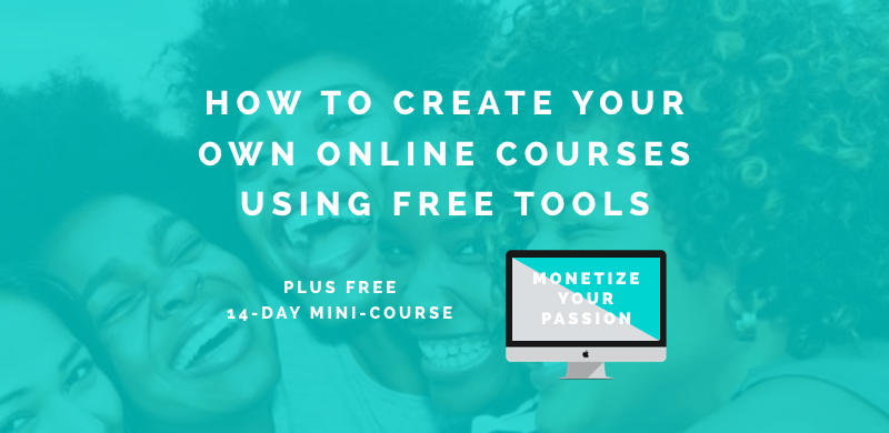 create and sell online course