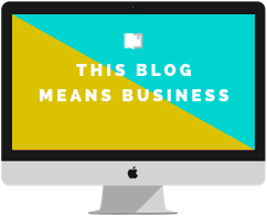 This Blog Means Business