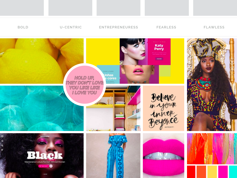 How To Create A Brand Board Using Pinterest