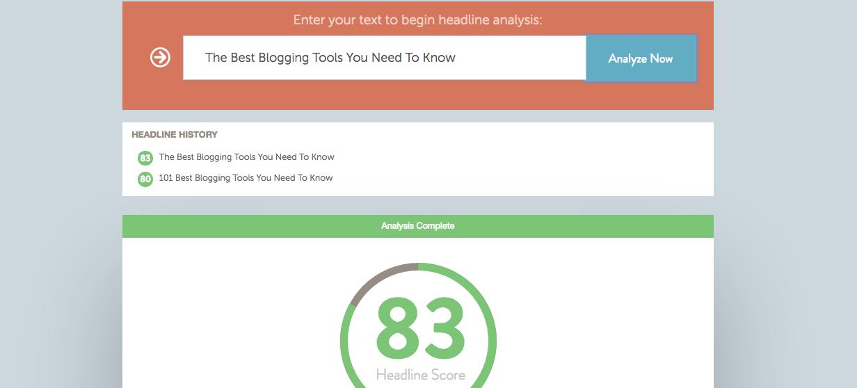 Best Blogging Tools Resources