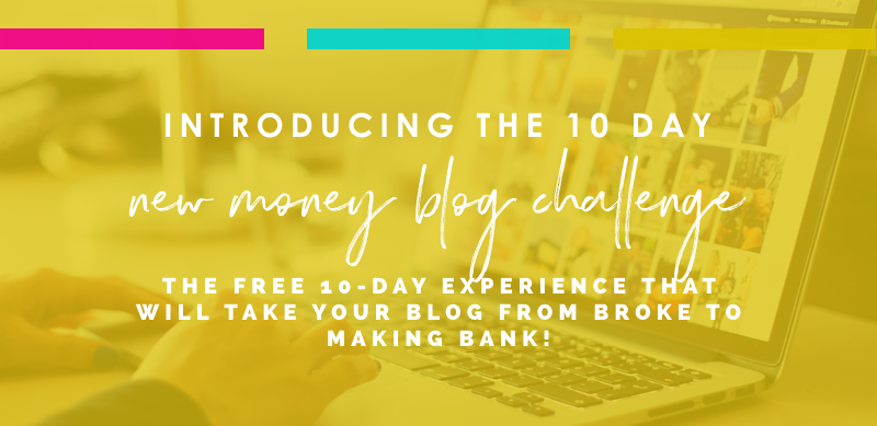 10 WAYS TO $1K DAYS! THE NEW MONEY BLOG CHALLENGE IS HERE