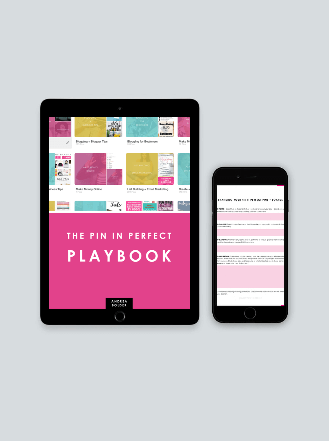 Pin It Perfect Playbook