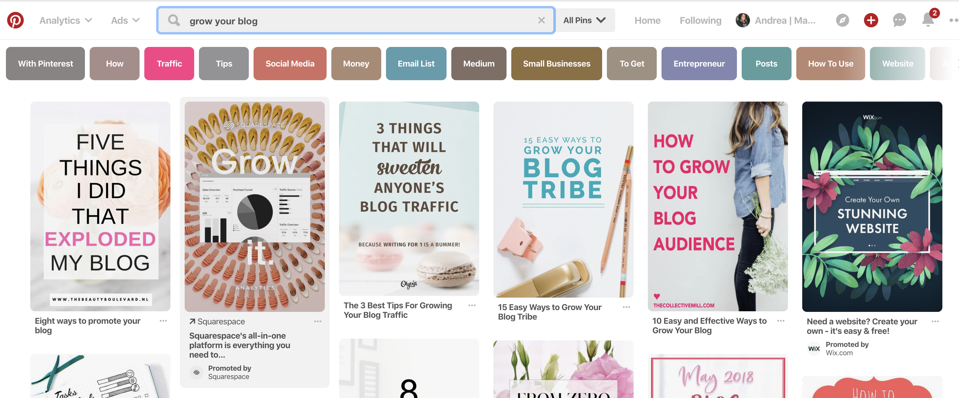 GROW YOUR BLOG TRAFFIC WITH THESE GOOGLE + PINTEREST SEO HACKS