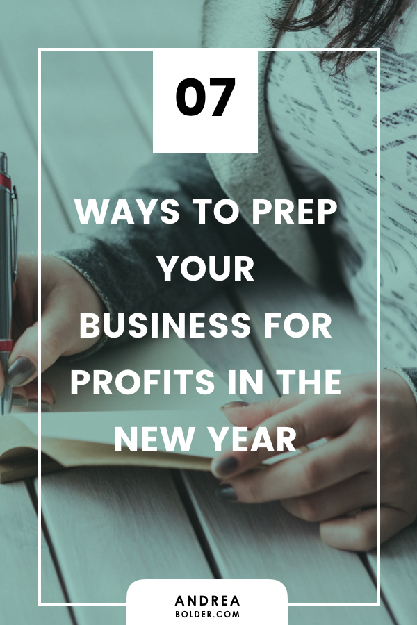 7 Ways To Prep Your Business For The New Year